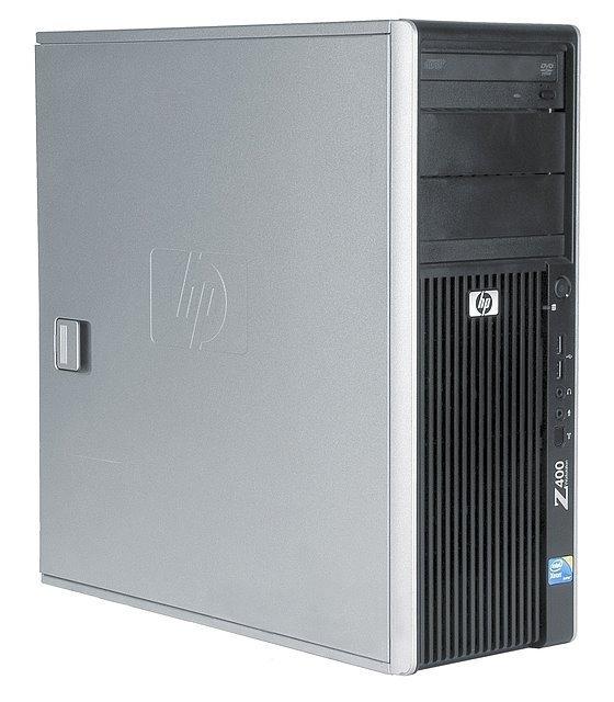 HP Z400 Xeon 6-Core W3680 @ 3,33GHz 8GB 250GB DVD Quadro FX3800 B-Ware