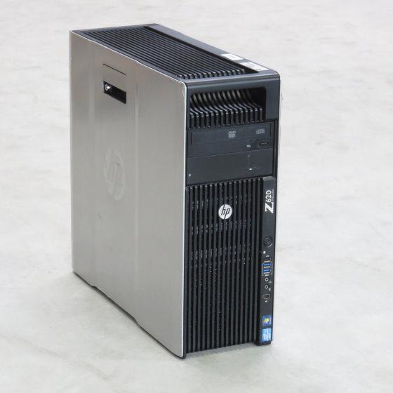 HP Z620 Xeon Quad Core E5-2603 @ 1,8GHz 8GB 500GB DVD Quadro 410 Workstation B-Ware