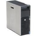 HP Z620 Intel 6-Core E5-2630 v2 @ 2,6GHz 64GB Quadro K2000/2GB 800W 2x PCIe x16 Gen3