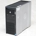 HP Z820 2x Xeon 8-Core E5-2687W v2 @ 3,4GHz 64GB 2TB DVD±RW Quadro K4000/3GB