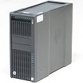 HP Z840 2x Xeon Quad Core E5-2637 v3 @ 3,5GHz 64GB 256GB SSD + 2TB Quadro M6000/24GB