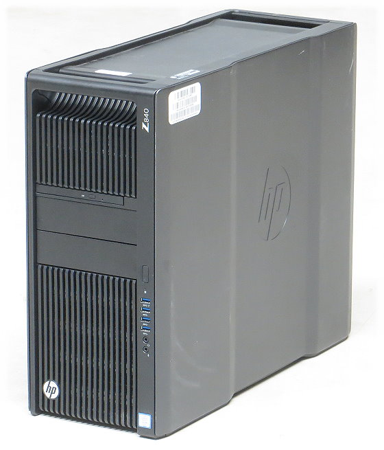 HP Z840 2x Xeon 8-Core E5-2630 v3 @ 2,4GHz 64GB 512GB SSD Quadro K4200/4GB