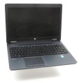 HP ZBook 15 G2 i7 2,5GHz 16GB 1TB Blu Ray norw. BIOS PW (o. NT, Akku def) B-Ware