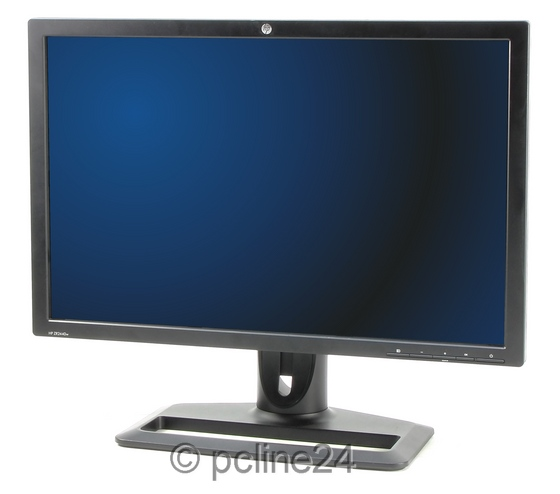 "24"" HP ZR2440w LED IPS 1920 x 1200 6ms HDMI DVI Display Port Pivot"