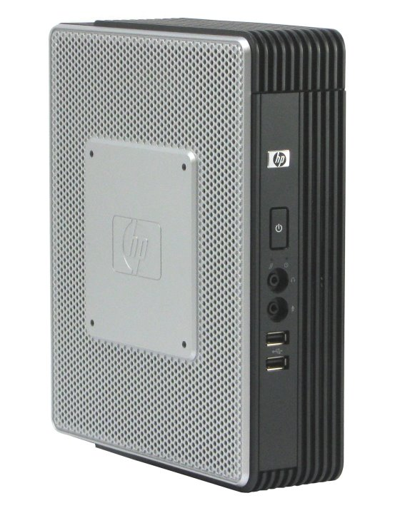 HP t5735 AMD Sempron 2100+ @ 1GHz 1GB 1GB Flash ThinPro Thin Client mit PCI-Slot