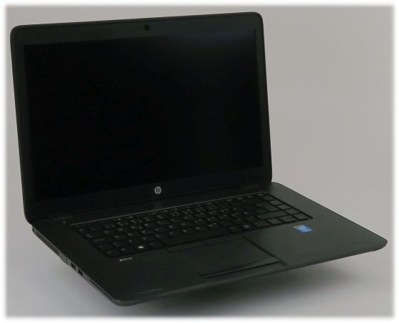 HP ZBook 15u  G2 (Displaybruch, Teile fehlen, ohne NT) norw. C-Ware