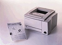HP LaserJet 2100 10 Seiten/Min unter 50.000 Seiten