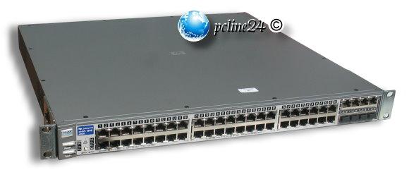 HP Procurve 2848 J4904A 10/100/1000Base-TX 48x Ports