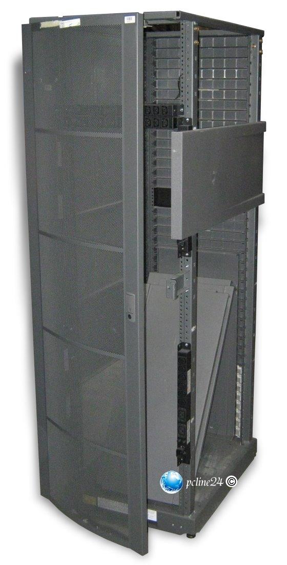19 Hp Rack System E 41he Serverschrank Graphit A4902d