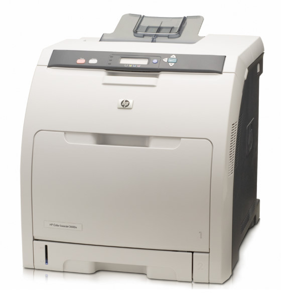 HP Color LaserJet 3600n 17 ppm 64 MB defekt an Bastler
