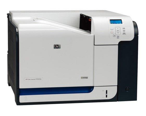 HP Color LJ CP3525dn 30 ppm 384MB LAN 49.400 Seiten defekt Fehler 59.F0 ohne Fuser