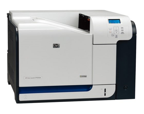 HP Color LJ CP3525dn 30ppm 384MB Duplex LAN 93.550 Seiten Farblaserdrucker