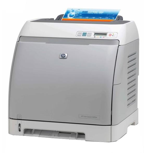 HP Color LaserJet 2605dn 12ppm 64MB Duplex 87.650 Seiten Farblaserdrucker B-Ware