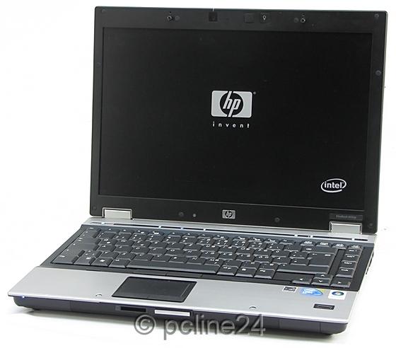 HP Elitebook 6930p C2D P8600 2,4GHz 4GB 120GB DVDRW englisch (Bios gesperrt) B-Ware