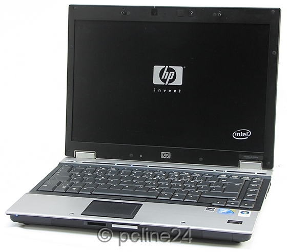 HP Elitebook 6930p Core 2 Duo P8600 @ 2,4GHz 2GB 160GB DVD±RW Webcam FP dänisch