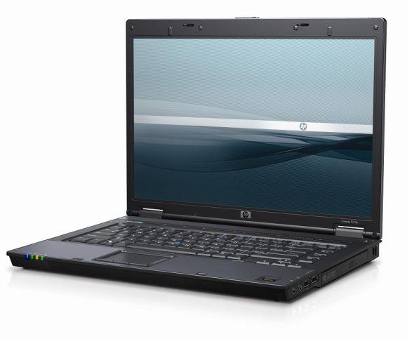 HP Compaq 8510p Core 2 Duo T7700 @ 2,4GHz 2GB DVD±RW (ohne HDD/NT) norw. B-Ware