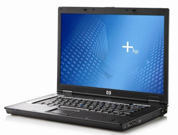 """15,4"""" HP Compaq NC8430 C2D T5600 1,83GHz 1GB (ohne HDD/NT) RS232 norw. B-Ware"""