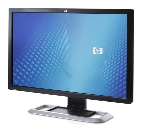 "30"" TFT LCD HP LP3065 S-IPS 2560x1600 3x DVI USB-Hub Monitor B-Ware"