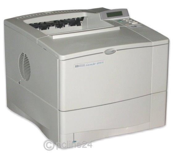 HP LaserJet 4050 16 Seiten/Min 8MB B- Ware ohne Toner