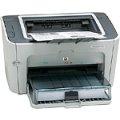 HP LaserJet P1505n 23 ppm 32MB LAN unter 20.000 Seiten Laserdrucker