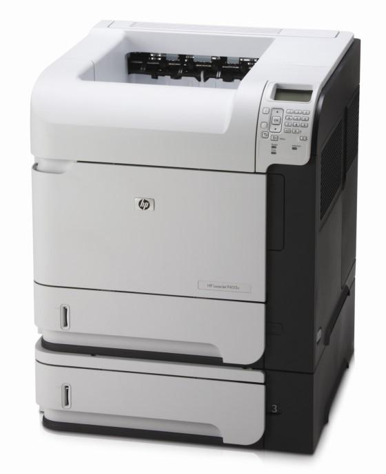 HP LaserJet P4015x 50 ppm 128MB Duplex LAN Laserdrucker 14.647 Seiten