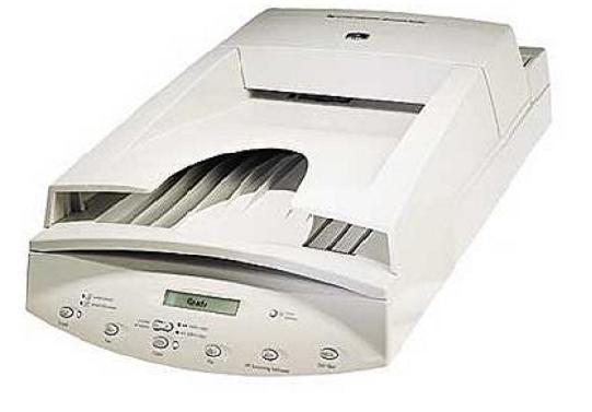 HP Scanjet 7400C USB SCSI Scanner mit ADF 2400x2400 dpi ohne Netzteil