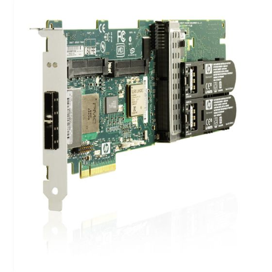 HP Smart Array P800 SAS RAID Controller PCIe x8 512MB