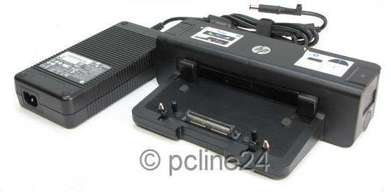 HP HSTNN-I11X A7E32AA Docking + 230W Netzteil für Elitebook 8560w 8570w 8770w