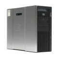 HP Z800 2x Xeon Quad Core X5550 @ 2,67GHz 8GB 4x 300GB SAS DVD±RW ATI V4800