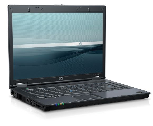 HP Compaq 8510w C2D T7700 2,4GHz 4GB DVDRW (ohne HDD/NT) norw. B-Ware