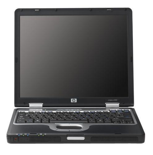 HP Compaq NC6000 Pentium M @ 1,6GHz 1GB 40GB DVD-ROM WLAN optional (Akku defekt)