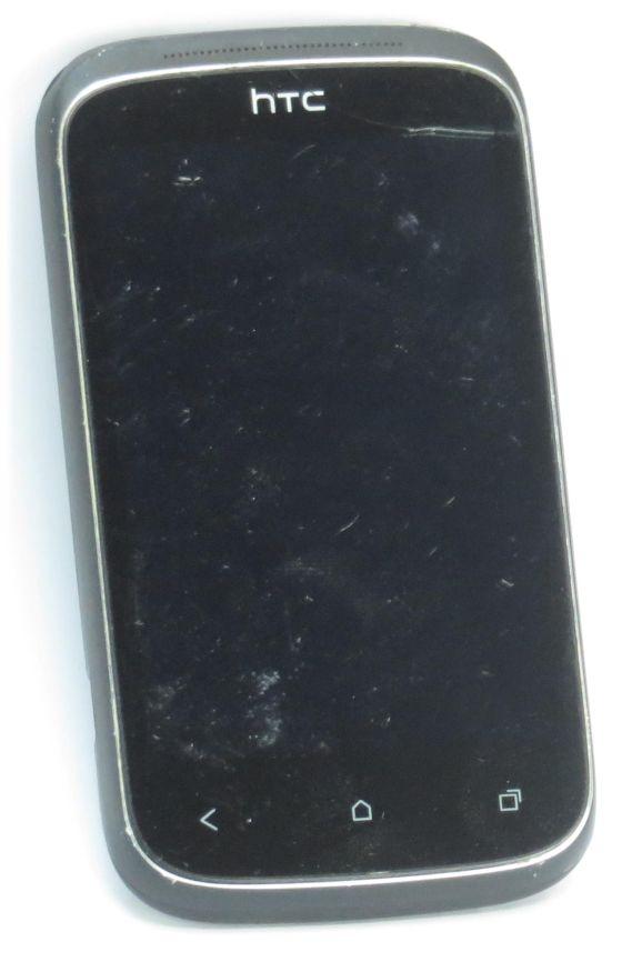 HTC Desire C defekt, keine Funktion, ohne Kabel/Akku