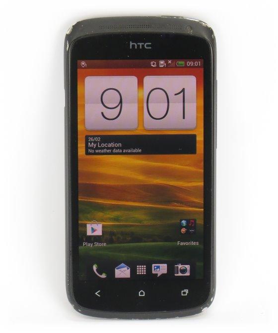 HTC One S Smartphone Z520e Android 16GB B- Ware SIMlock-frei