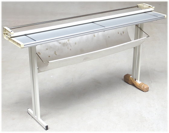 Hansa Rollen-Langschneider Papierschneider B-Ware bis zu 1520 mm Papierbreite