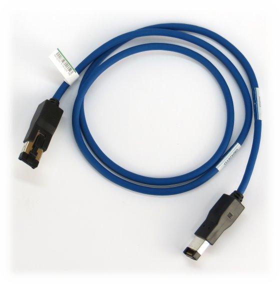 Hitachi Kabel HSSDC to HSSDC FC Cable Enccable 1M 3272185-A