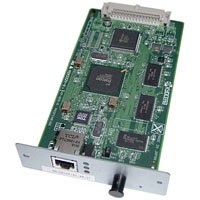 Original Kyocera 10/100 MBit Netzwerkkarte IB-21E