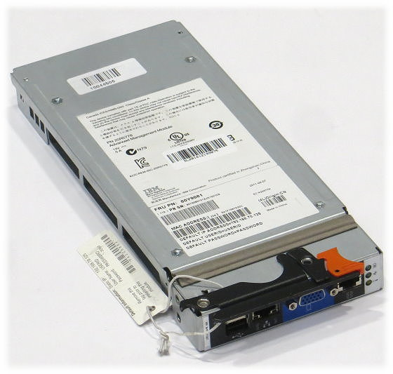 IBM 25R5778 Advanced Management Module FRU 80Y9081 für Blade Center