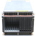 IBM BladeCenter H Server 2x PSU 2980W 2x Blower 2x 8G SAN Switch 2x Virt. Fabric Sw.