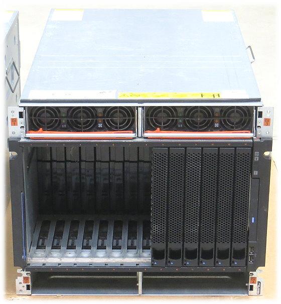 IBM BladeCenter H Server Blade Enclosure ohne Blades 2x PSU 2980Watt