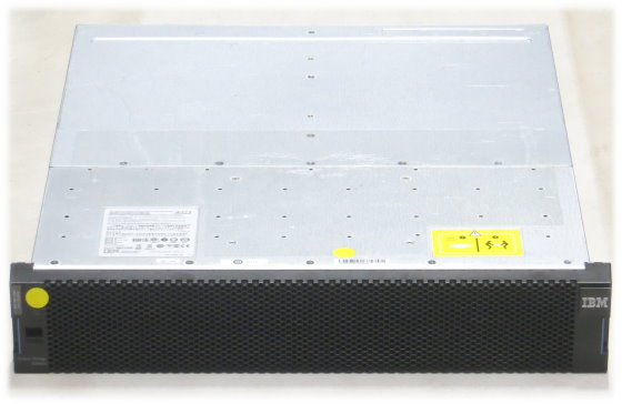 "IBM EXN3500 Data Storage für 24x 2,5"" SAS HDD 2x 750W redundant"
