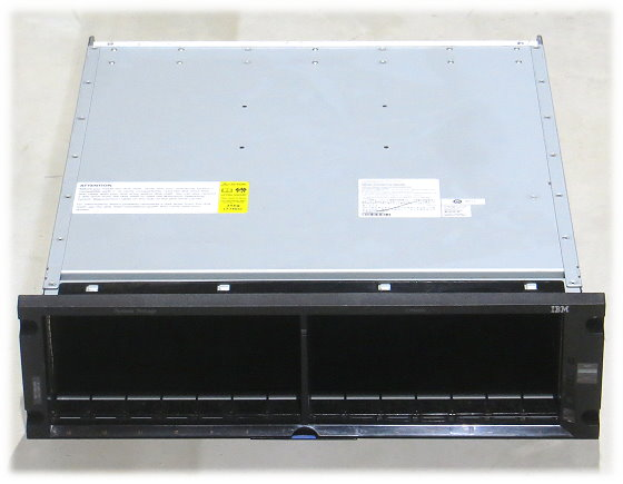 IBM EXN4000 Storage ohne HDD 2x ESH4 69813-13 4x SFP 4Gb 2x PSU 450W