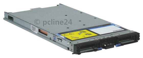 IBM HS22 Blade Server barebone mit 2x CPU Kühler 2x FCLGA1366