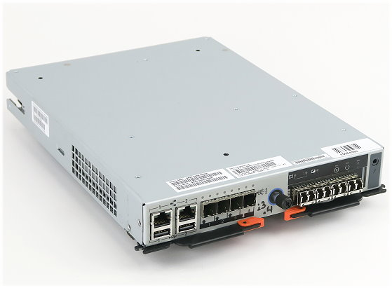 IBM RAID Controller Node P/N 00AR108 4x SAS 6Gbps 4x 8Gb FC SFP+ für Storwize V3700