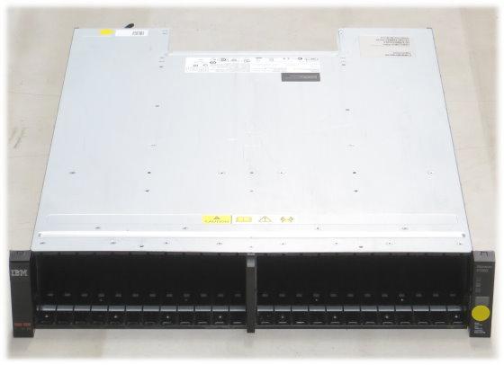 "IBM Storwize V7000 19"" SAS Storage 2x 00AR041 2x Netzteil 24x 2,5"" Raid 0,1,5,6,10"