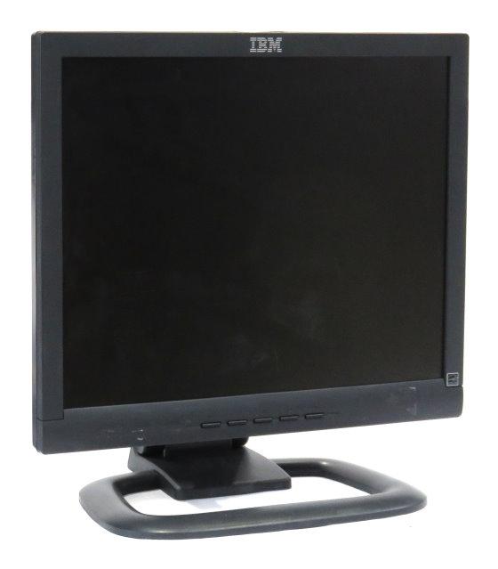 "17"" TFT LCD IBM T117 1280 x 1024 VGA Monitor"