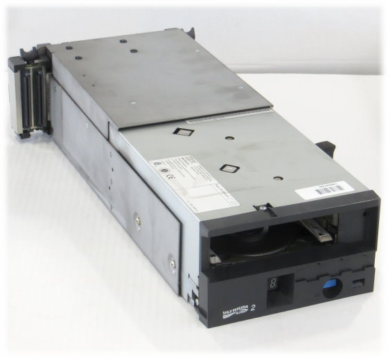 IBM Ultrium LTO-2 200GB/400GB Fibre Channel FC im Tray IBM 3584 Tape Library