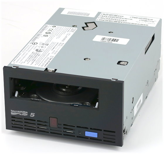 IBM Ultrium LTO 5 FC 1500GB / 3000GB FC Fibre Channel Tape Drive 35P2474
