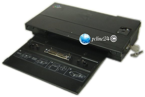 IBM Docking Station II für T40 T41 T42 T43 T20 T23