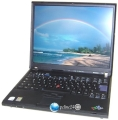 "15"" IBM ThinkPad T60 Core Duo T2400 1,83GHz 2GB 160GB DVD-RW ATI X1400 schweiz"