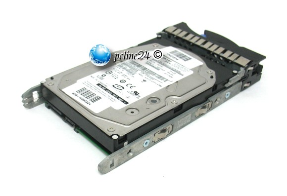 IBM Hitachi HUS151473VLS300 72GB SAS Single Port 15K im Tray für eServer pSeries